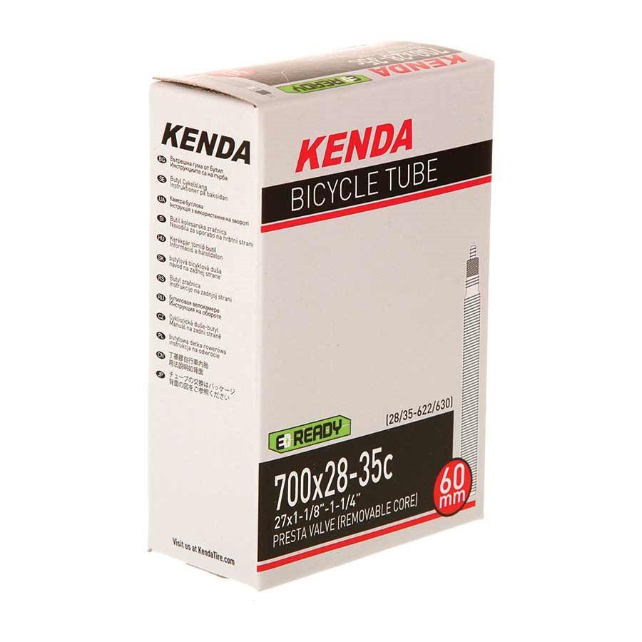 1-1//8 x 1-1//2 Presta Presta KENDA Tube Length: 32mm 24