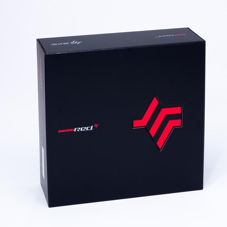 Red eTap AXS HRD