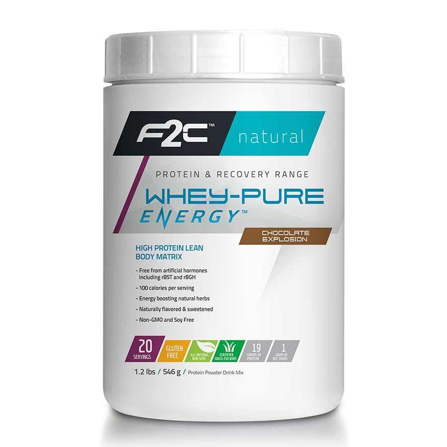 Whey-Pure Energy