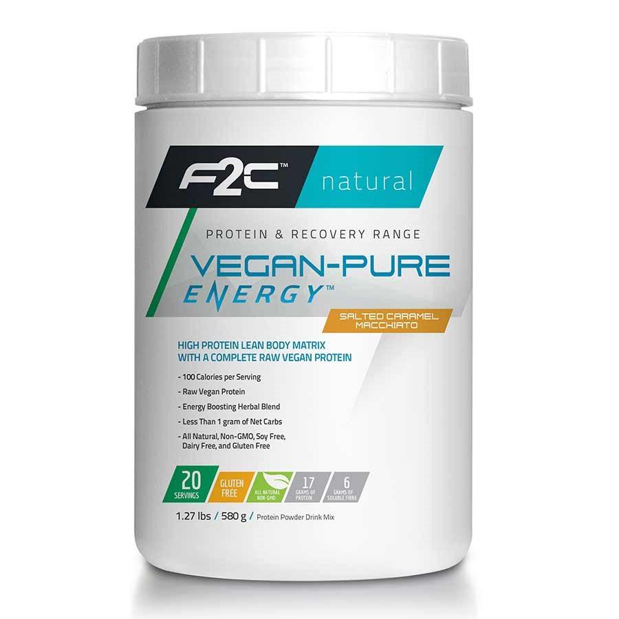 Vegan-Pure Energy